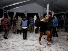 Day 2 dancefloor