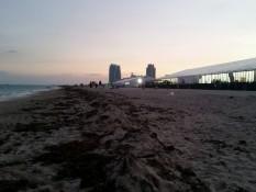 Miami beach,  Untitled